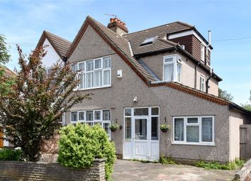 Thumbnail 4 bed semi-detached house for sale in Braemar Gardens, West Wickham