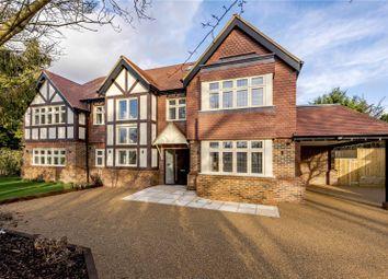 5 bed detached house for sale in Shoreham Road, Otford, Sevenoaks, Kent TN14