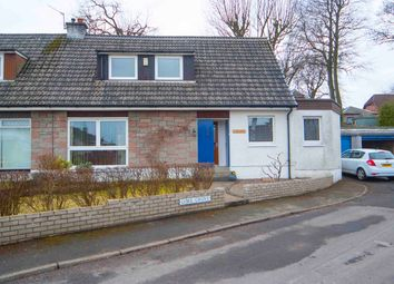 Thumbnail 3 bed semi-detached house for sale in Lime Grove, Larbert