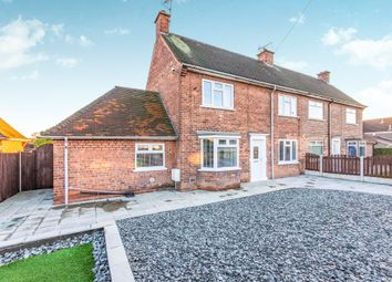 Thumbnail 3 bedroom semi-detached house for sale in Bawtry Road, Harworth, Doncaster