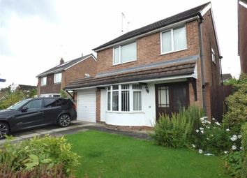Thumbnail 3 bedroom detached house for sale in Chessington Crescent, Trentham, Stoke-On-Trent