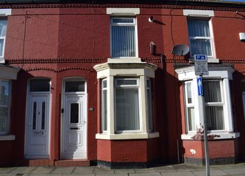 Thumbnail 2 bed terraced house to rent in Manningham Road, Anfield