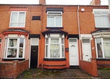 Thumbnail 3 bed terraced house for sale in Danvers Road, Off Narborough Road, Leicester
