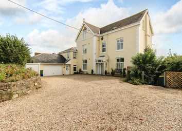 Thumbnail 9 bed country house for sale in Orchard Hill, Bideford, Devon