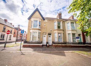 Thumbnail 5 bed terraced house for sale in Edinburgh Road, Kensington, Liverpool