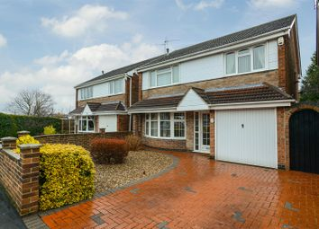 Thumbnail 4 bedroom detached house for sale in Woodland Close, Cotgrave, Nottingham