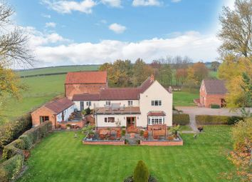 Thumbnail 5 bed farmhouse for sale in Southwell Road, Upton, Newark