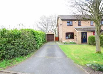 Thumbnail 3 bedroom semi-detached house for sale in Knightsbridge Close, Wesham, Preston