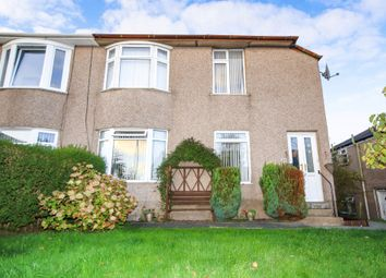 Thumbnail 3 bed flat for sale in Kingsacre Road, Glasgow