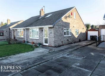 3 bed semi-detached bungalow for sale in Danelaw, Great Lumley, Chester Le Street, Durham DH3