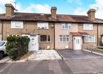 Thumbnail 3 bedroom terraced house to rent in Hallford Way, Dartford