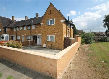 Thumbnail 3 bed end terrace house for sale in Cripps Green, Yeading, Hayes