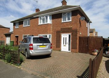 Thumbnail 3 bed semi-detached house to rent in Northgate, Whittlesey
