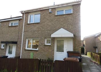 Thumbnail 3 bed end terrace house for sale in Pikemead Court, Blackthorn, Northampton