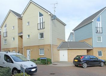 Thumbnail 2 bed flat for sale in Fire Opal Way, Sittingbourne, Kent