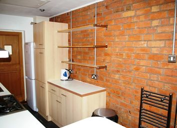 Thumbnail 4 bedroom terraced house to rent in Paget Road, West End, Leicester
