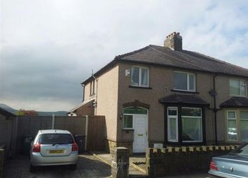 Thumbnail 3 bed semi-detached house for sale in Woodville Road, Brierfield, Nelson