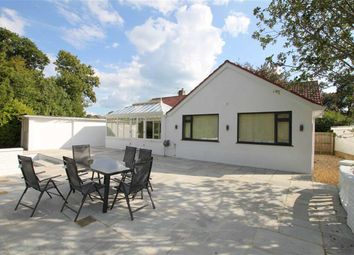 Thumbnail 4 bed detached bungalow for sale in Cranemoor Avenue, Highcliffe, Christchurch, Dorset