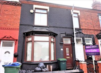 Thumbnail 3 bedroom terraced house for sale in Lily Street, West Bromwich