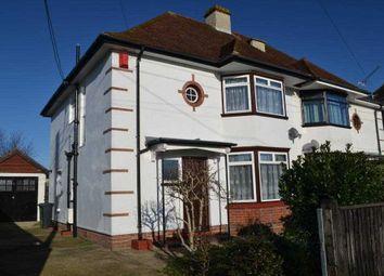 Thumbnail 3 bed semi-detached house to rent in Kelvin Grove, Netley Abbey, Southampton