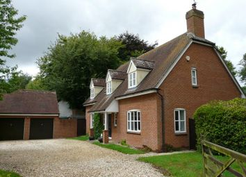 Thumbnail 5 bed detached house for sale in Green Farm Rise, Froxfield, Marlborough