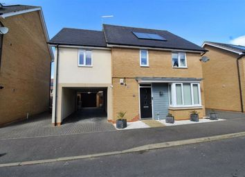 4 bed detached house for sale in Wilkinson Crescent, Wolverton, Milton Keynes MK12