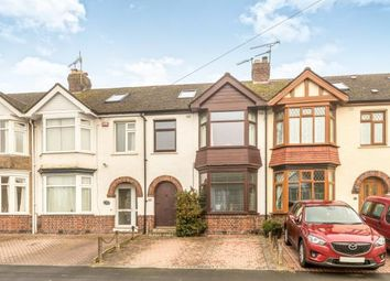 Thumbnail 4 bed terraced house for sale in Hanworth Road, Warwick, Warwickshire, .