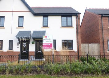 Thumbnail 3 bed semi-detached house for sale in Coppice View, Hull