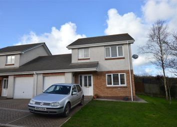 Thumbnail 3 bed link-detached house for sale in Marriotts Avenue, Camborne, Cornwall