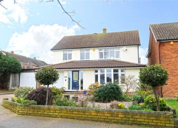 Thumbnail 4 bed detached house for sale in Scrub Lane, Hadleigh, Essex