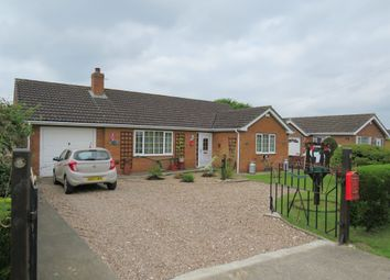 Thumbnail 3 bed detached bungalow for sale in West Fen Lane, Stickney, Boston