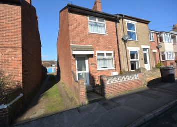 Thumbnail 3 bedroom semi-detached house for sale in Morton Road, Pakefield, Lowestoft