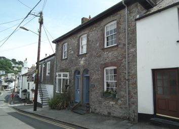 Thumbnail 3 bed cottage for sale in West Looe Hill, West Looe, Cornwall