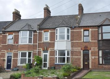 Thumbnail 2 bedroom terraced house for sale in Exwick Road, Exeter