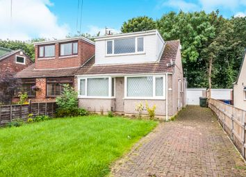 Thumbnail 3 bed semi-detached bungalow for sale in Premier Road, Ormesby, Middlesbrough