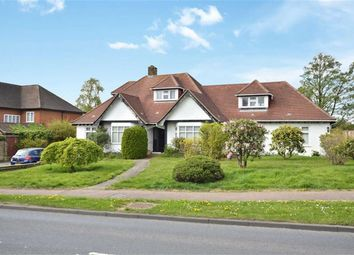 Thumbnail 5 bed detached house for sale in High Road, North Weald, Essex