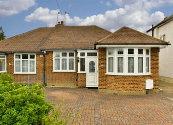 Thumbnail 2 bed semi-detached bungalow for sale in Riverview Road, Ewell, Epsom