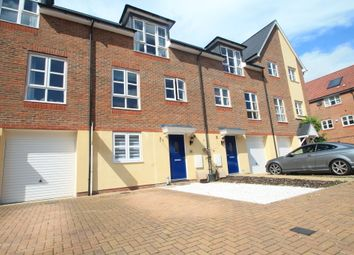 Thumbnail 4 bed town house for sale in Scaldwell Place, Aylesbury