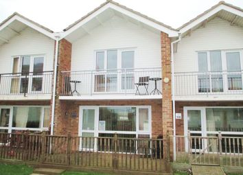 Thumbnail 3 bed property for sale in Waterside Holiday Village, Corton, Lowestoft