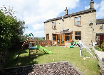 Thumbnail 4 bed cottage for sale in Elland