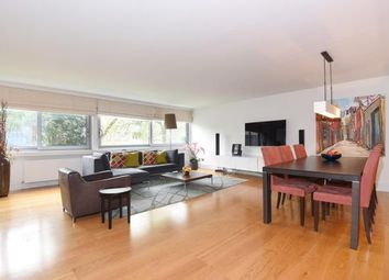 Thumbnail 3 bed flat to rent in St. Edmunds Terrace, St Johns Wood, London