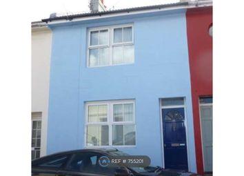 Thumbnail 2 bedroom terraced house to rent in Islingword Street, Brighton