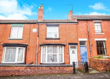 Thumbnail 3 bed terraced house for sale in Albert Road, Oswestry