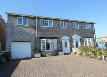 Thumbnail 5 bedroom semi-detached house for sale in Georgian Close, Llantwit Major