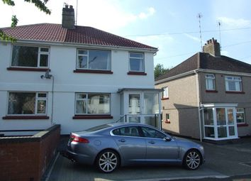 Thumbnail 3 bedroom property to rent in Kingsley Avenue, Rugby