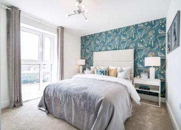 Thumbnail 2 bed flat for sale in 104 Riverside Quay, Endle Street, Southampton