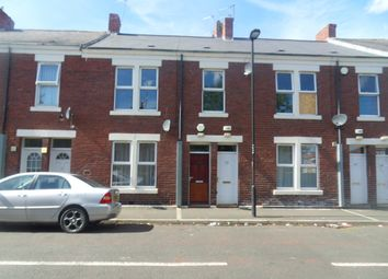 Thumbnail 2 bedroom flat for sale in Canterbury Street, Walker, Newcastle Upon Tyne