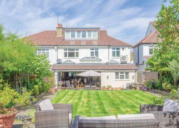 Thumbnail 5 bedroom semi-detached house for sale in Creighton Avenue, London