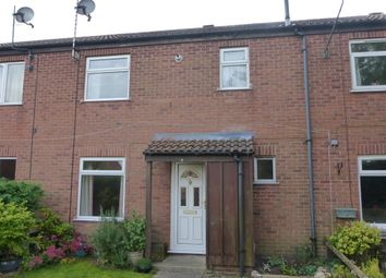 Thumbnail 3 bed terraced house to rent in Sherwin Walk, Retford