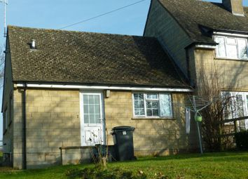 Thumbnail 1 bed semi-detached bungalow to rent in Barrels Pitch, Aston Road, Chipping Campden